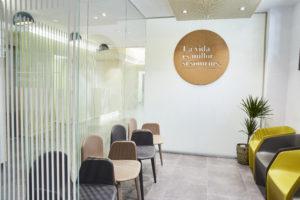 Sala de espera adultos